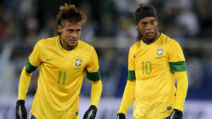 Ronny and Neymar
