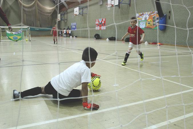 kids football enfield