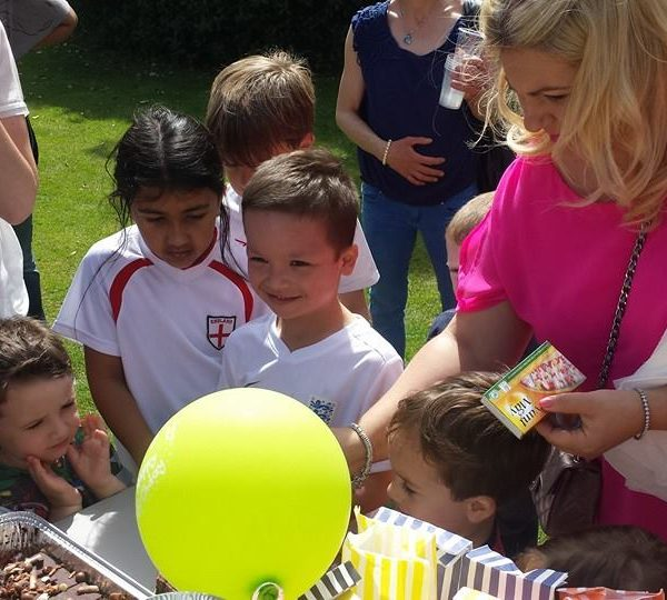 Buy Childrens Birthday Parties In London Turnstyles Football - Childrens birthday party ideas in london