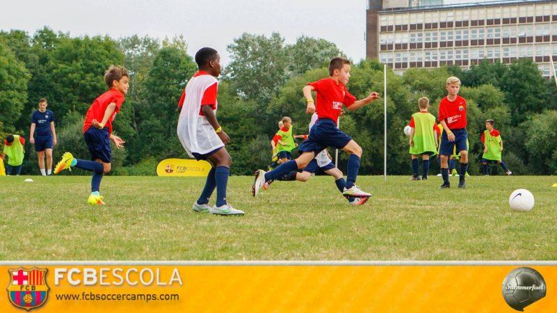 Turnstyles Football Academy Barcelona