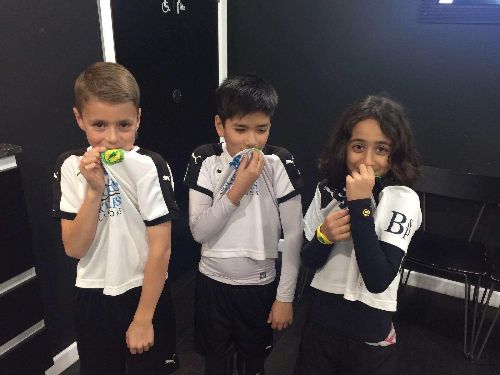 boys football clubs in Enfield for children